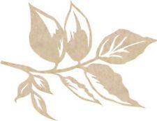 Leaf Kaisercraft Wooden Flourishes