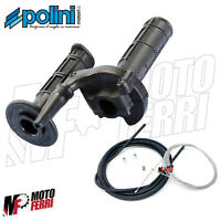 MF2209 - KIT COMANDO GAS RAPIDO XP 65 R POLINI + CORDA FILO MOTO SCOOTER CROSS