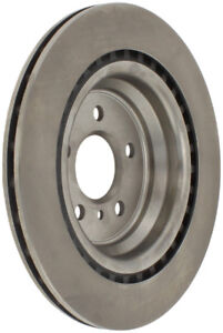 Disc Brake Rotor-4Matic Rear Centric 121.35127