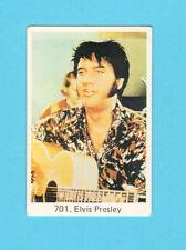 Elvis Presley Vintage 1970s Movie Film Star Card from Sweden #701