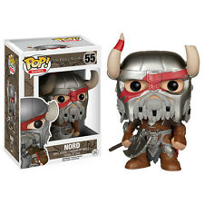 FUNKO POP 2016 GAMES ELDER SCROLLS V: SKYRIM NORD #55 Vinyl Figure IN STOCK