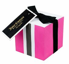 Juicy Couture PINK & BLACK Memo Cube Note Pad Office Decor Supply Girly Modern