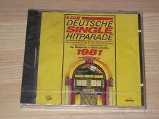 DIE DEUTSCHE SINGLE HITPARADE CD - 1981 / POLYPHON in NEU OVP MINT