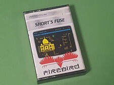 Short's Fuse Amstrad CPC Game - Firebird (SCC)