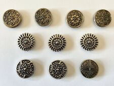 Ginger Snaps Lot of 10 GingerSnaps Snap Charms, Variety