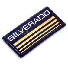 Chevy Suburban Cab Emblem 1pc Silverado Badge Roof Pillar 81 87 Ck K5 Blazer