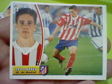FERNANDO TORRES AT ATLETICO MADRID 2003 SPANISH CARD