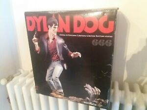 DYLAN DOG THE LIMITED EDITION INFINITE STATUE  COPIA N. 446/666 ACTION FIGURE