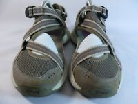 Women's TEVA Shoes Size US6/EUR37 Heel Top Adjustable COMFORT Sandals Breath L3