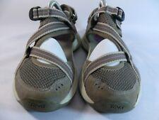 Women's TEVA Shoes Size US6/EUR37 Heel Top Adjustable COMFORT Sandals Breath L3