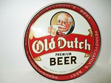Vintage Old Dutch Beer Tray Eagle Brewing - Catasauqua, Pa.