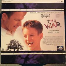 The War - RARE - Letterboxed