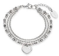 s.Oliver Damen Armband 2012530  Edelstahl