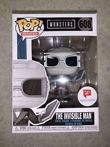 Universal Monsters Invisible man FunKo Walgreens exc Funko Pop! 608