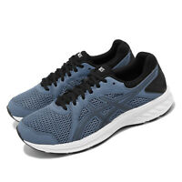 Asics Jolt 2 4E Extra Wide Grey Floss Black White Men Running Shoes 1011A206-402