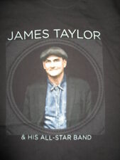 2016 JAMES TAYLOR & His All-Star Band Concert Tour (MED) T-Shirt