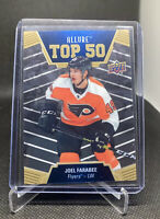 2019-20 UPPER DECK ALLURE TOP-50 JOEL FARABEE #T50-38 FLYERS