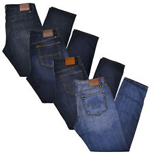 Lucky Brand Mens 121 Heritage Slim Fit Jeans Blue Denim Pants Dark Wash New