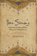 Ibn Sina's Remarks and Admonitions - Physics and Metaphysics : An Analysis an...