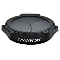 JJC Automatically Self-Retaining Open Close Lens Cap Cover for Olympus XZ-1 XZ-2