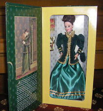 Adorable 1996 Yuletide Romance Barbie Doll Hallmark Exclusive NRFB 3rd in Series