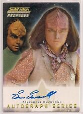 Star Trek Tng The Next Generation Profile Autogramm A17 Brian Bonsall Rozhenko