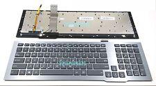 New For Asus G75VW-AS71 G75VW-BBK5 G75VW-DS71 G75VW-DS72 Keyboard US backlit