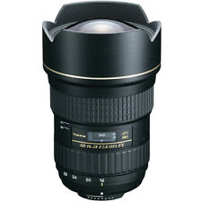 New Tokina AT-X 16-28mm f/2.8 Pro FX Lens - Canon