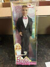 Mattel Ken Doll Fairy Tale Groom New