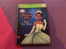LeapFrog Tag Pen LeapReader book — Disney THE PRINCESS & THE FROG: Tiana's Dream