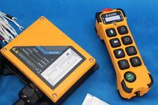 JUUKO 800 RADIO REMOTE CONTROL PANEL  FOR directional drill grabber cranes
