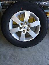 Cerchio Originale E Gomma 265/60R18 Per Mitsubishi Pajero V80-V90