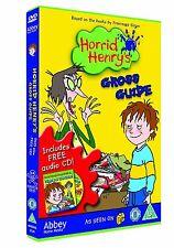 Horrid Henry's Gross Guide CD  DVD DBLE pack          Brand new and sealed