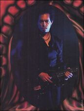 Metallica Kirk Hammett Signature ESP KH-2 Vintage guitar 8 x 11 pin-up photo