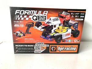 (RTR) 1/32 HPI Q32 FORMULA 1 MINI RC CAR HPI F1 RC CAR NOT-> TRAXXAS KYOSHO LOSI