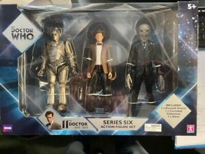 DR WHO COLLECTOR's SET series 6 11th Doctor (Underground Toys from USA)