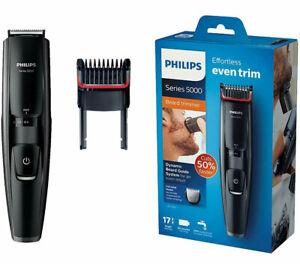 Philips BT5200/16 Series 5000 Bartschneider Akku kabellos abwaschbar Trimmer NEU