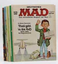 Auswahl: Williams Verlag MAD Magazin alte Hefte ab Nr. 39