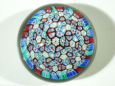 MURANO Glas Briefbeschwerer ° Murrinen ° art glass paperweight