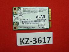 Pp09s de Dell WLAN placa board #kz-3617