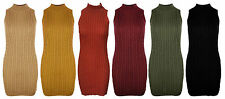 Unbranded Patternless Sleeveless Dresses for Women
