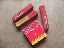 Engineering Tool SKF Dormer Tap set 20mm Metric  Colchester Denford Tapping  etc