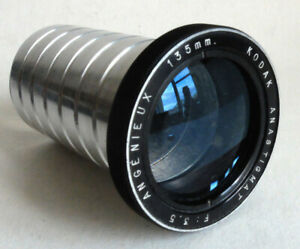 OBJECTIF DE PROJECTION ANGENIEUX 3,5/135 mm TBE