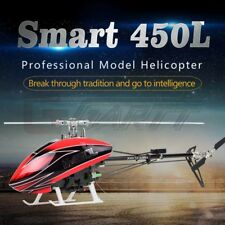 GARTT Smart Helicopter 450L High Simulation RC RTF Aircraft 6CH 2.4GHZ NEW