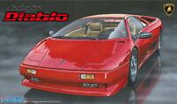 1:24 Scale Lamborghini Diablo Model Kit #828p