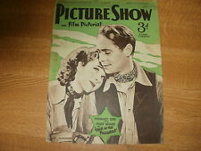 May 1941, PICTURE SHOW, Franchot Tone, Peggy Moran, Rosalind Russell, Jeff Lynn.
