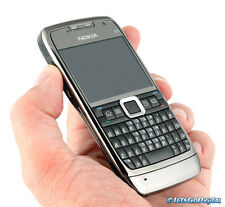 Nokia E71 Smartphone Imported Black/Grey