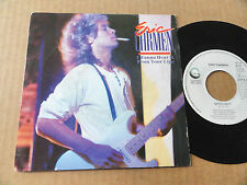 "DISQUE 45T DE ERIC CARMEN  "" I WANNA HEAR IT FROM YOUR LIPS """