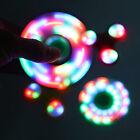 3D LED Light Tri-Fidget Hand Finger Spinner Focus Desk Stress Relive EDC Toy