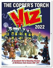 More details for  viz annual 2022: the copper's torch: a casebook of dazzling flashes of brillian